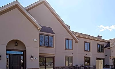 Building, Legacy Apartments, 0