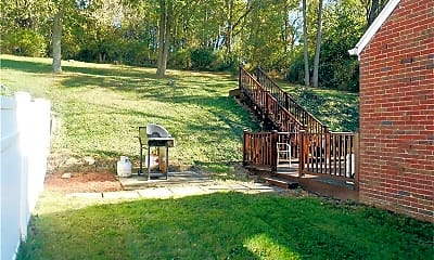Patio / Deck, 5749 Library Rd, 2