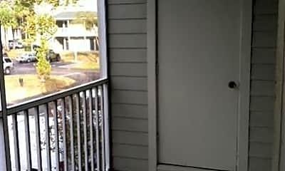 Patio / Deck, 6154 Westgate Dr, 2