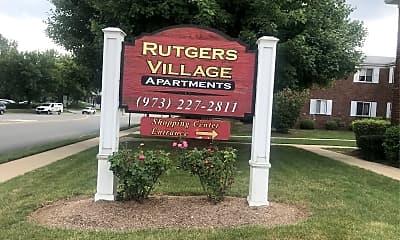 Rutgers Village Apartments, 1