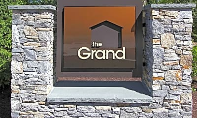Community Signage, The Grand at Bethel, 2