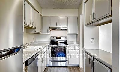 Kitchen, 7110 S. Gaylord St, Unit K-13, 1
