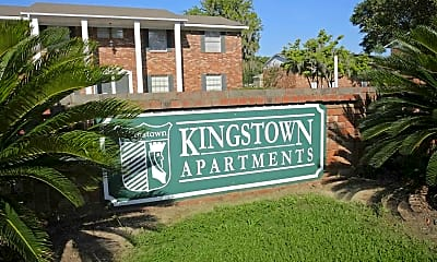 Community Signage, Kingstown Apartments, 2