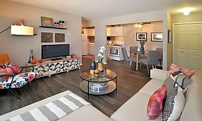 Living Room, Village Park of Rochester Hills, 0