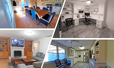 Living Room, 553 W Center St, 0