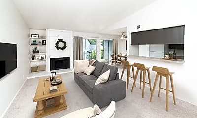 Living Room, The Borough, 0