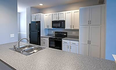 Kitchen, Wynchase II Townhomes, 1