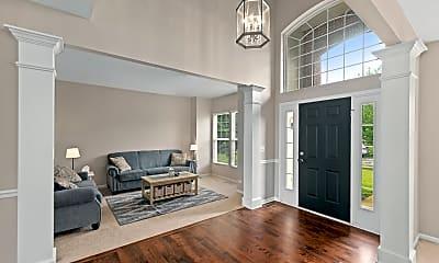 Living Room, 24816 Station St, 1