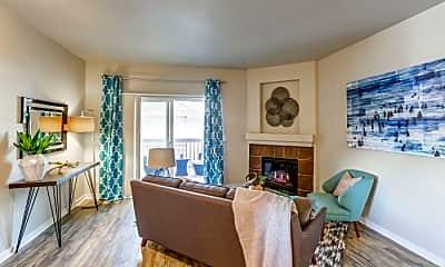 Living Room, Kipling Commons, 1