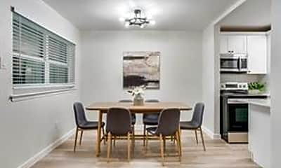 Dining Room, 4207 Bowser Avenue, 1
