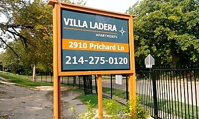 Villa LaDera, 1