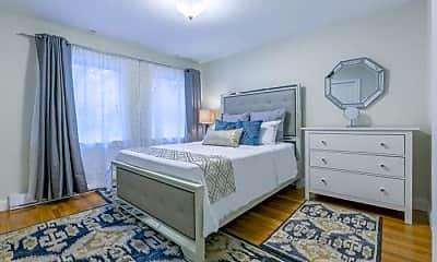 Bedroom, 17R Clark St, 1