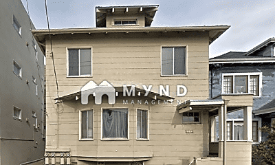 Building, 462 41st St, 1