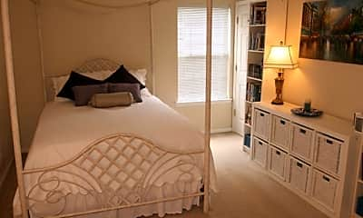 Bedroom, Spring Lake Apartments, 1