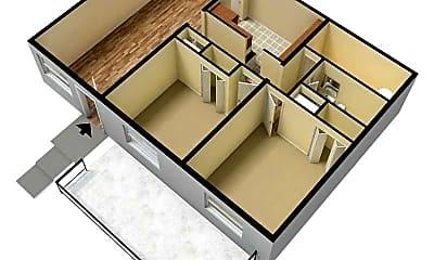Wind Rush Apartments, 2