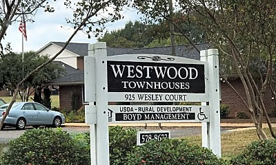 Westwood Townhouses, 1