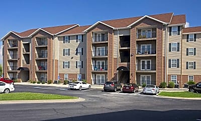 Building, Terrace Green Apartments - Joplin, 1