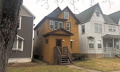 Building, 1524 Hughitt Ave, 1