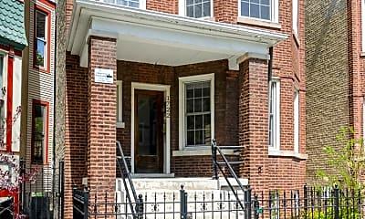 Building, 1722 W Fletcher St 2, 0