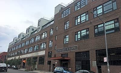 The Lewis Steel Building, 0