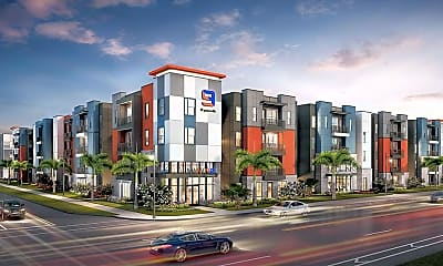 Building, The Nine At Gainesville - Per Bed Lease, 0