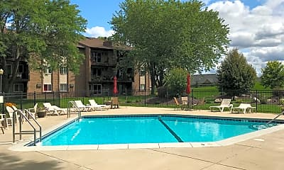 Pool, 3440 Golfview Dr Unit 310, 2