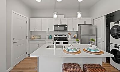 Kitchen, 3705 S G St, 1