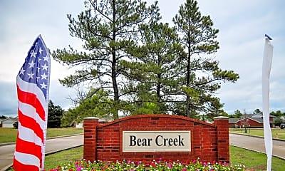 Community Signage, Residences At Bear Creek, 1