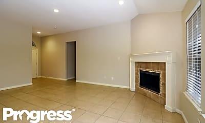 Living Room, 551 Saddlebrook Dr, 1