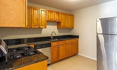 Kitchen, Crestview, 1