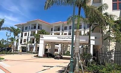 La Posada Apartments, 1