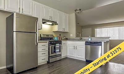 Kitchen, Westerly Shores Apartments, 0
