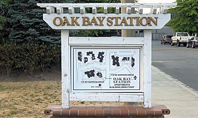 Oak Bay Station Apartments, 1