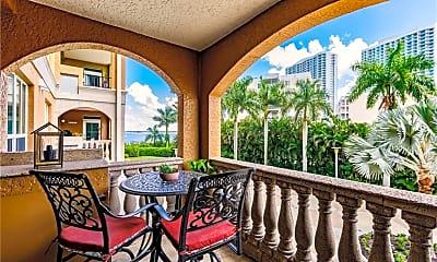 Patio / Deck, 2825 Palm Beach Blvd 214, 0