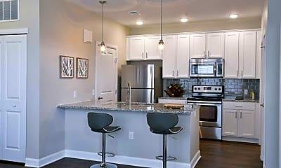 Kitchen, Apartments on Edgehill, 1
