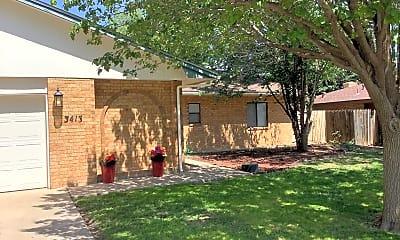 Building, 3413 Mission Arch Dr, 0