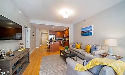 Living Room, 1125 Maxwell Ln, 1