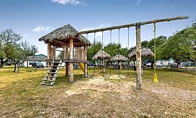 Playground, Oasis Apartments, 1