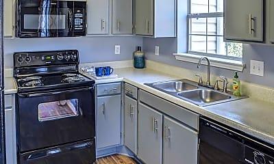Kitchen, Varia at OakCrest, 1