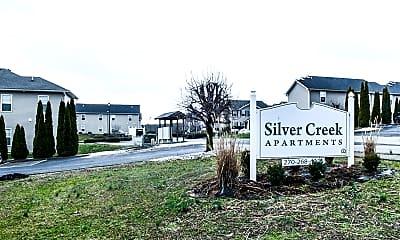 Community Signage, 108 Silver Creek Ct, 2