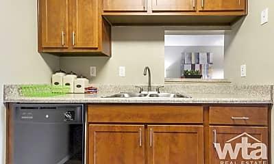 Kitchen, 744 W William Cannon Dr, 1