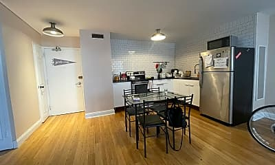 Dining Room, 6301 N Sheridan Rd 9C, 1