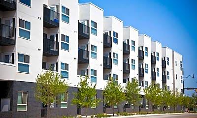 Building, Level/Mosaic Apartments, 1