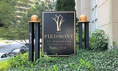 The Piedmont at Buckhead, 1