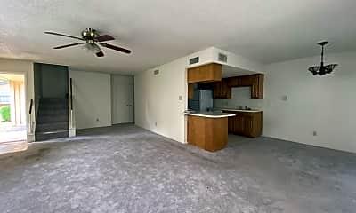 Living Room, 4800 Oakwood Dr, 1