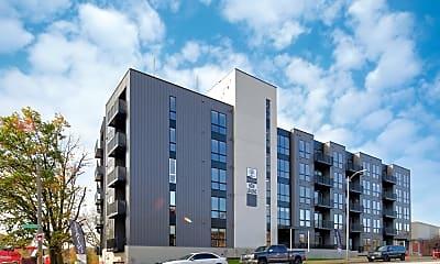 Building, Honey Creek Place, 1