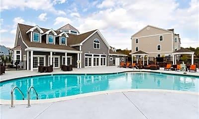 Pool, 407 Copper Square Dr 407, 2
