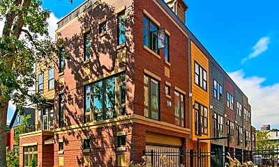 2122 Downing Townhomes, 1