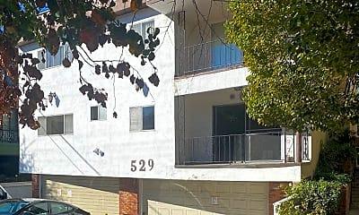 Community Signage, 529 N Adams St, 0