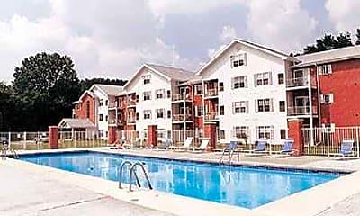 Pool, Middleton Shores Apartments, 2